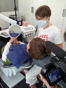 Videoproduktion goDentis-Prophylaxe / Zahngesundheit