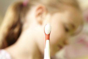 Pflege der Kinderzähne
