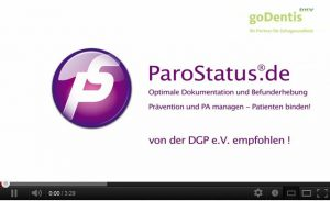 ParoStatus auf Prophylaxe-TV