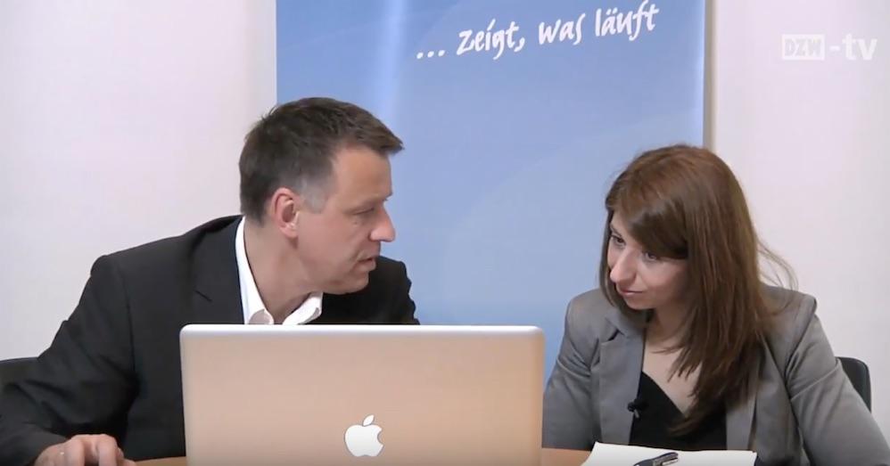 DZW-TV: Monia Geiz und Klaus Schenkmann über Social Media für die Zahnarztpraxis
