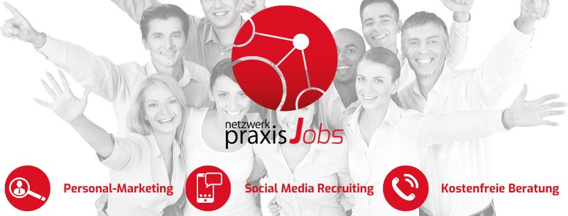 Das Netzwerk Praxisjobs unterstützt Praxen bei den Themen Personal-Marketing, Social-Media-Recruiting, Online-Recruiting und bietet eine kostenfreie Beratung an.