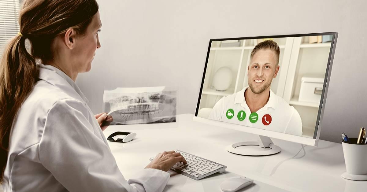 Die Videosprechstzunde in der Zahnarztpraxis. Was sagt Rechtsanwalt Jens Pätzold?