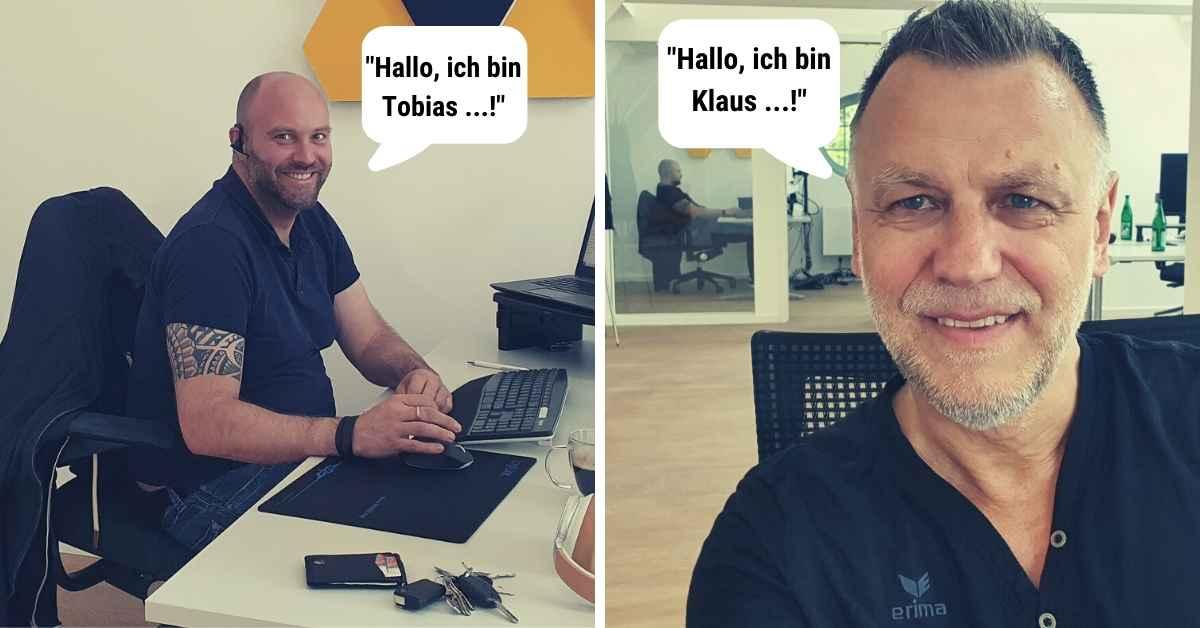 webDOTalk - das parsmedia Podcast-Webinar mit Klaus und Tobias