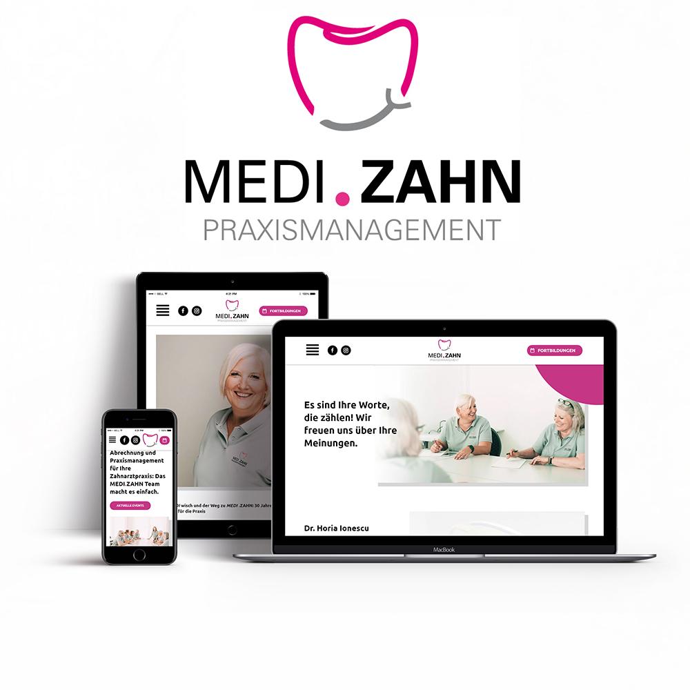 Abrechnung und Praxismanagement für Ihre Zahnarztpraxis: Das MEDI.ZAHN Team macht es einfach.