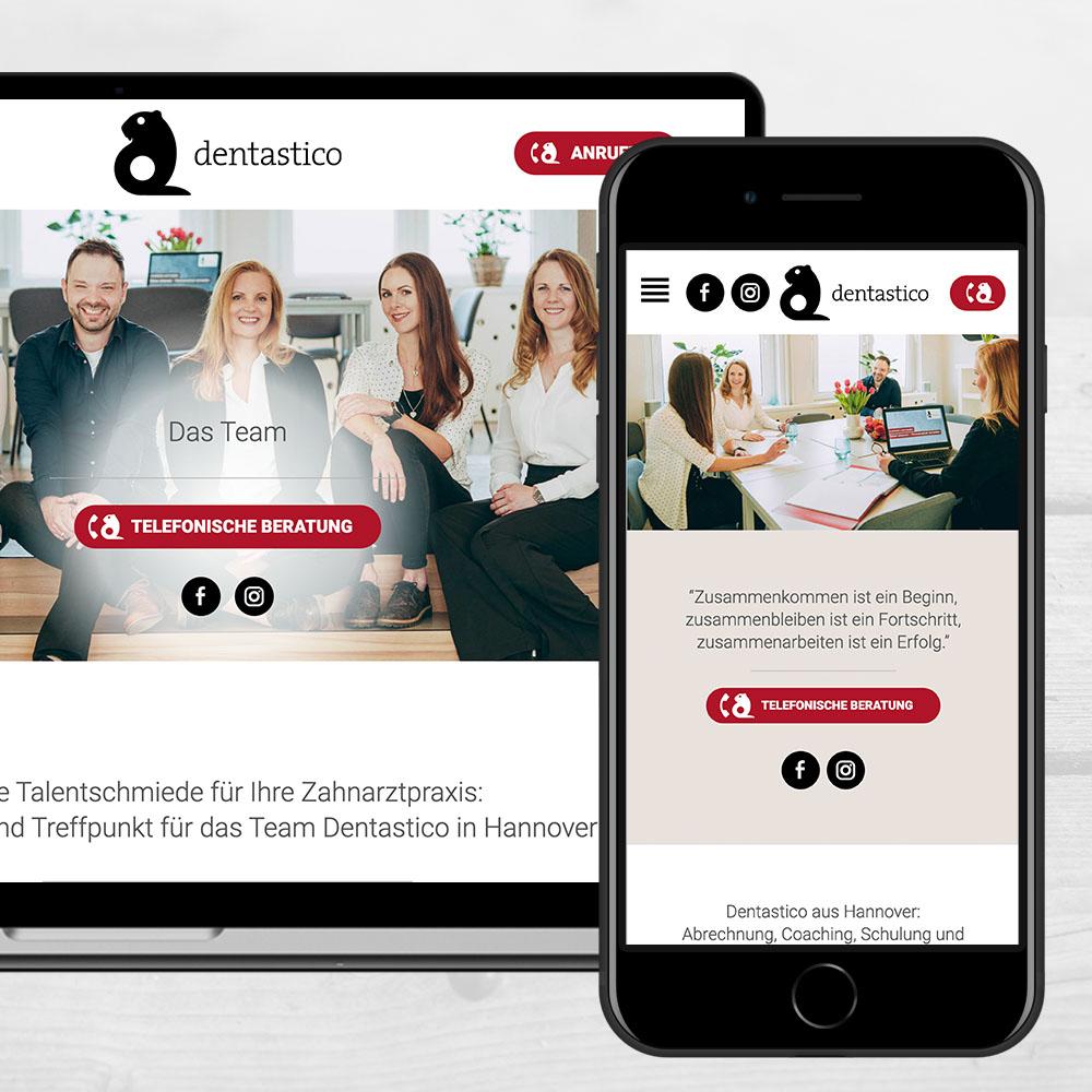 dentastico aus Hannover bietet Abrechnung und Praxismanagement für die Zahnarztpraxis. Ein Projekt der parsmedia Praxismarketing GmbH.